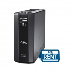 Rental APC Back-UPS Pro 1000VA | BR1000G-IN