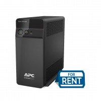 Rental APC Back-UPS 600VA, 230V